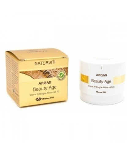 MARCO VITI - Naturviti - Argan - Beauty Age - 50 ml