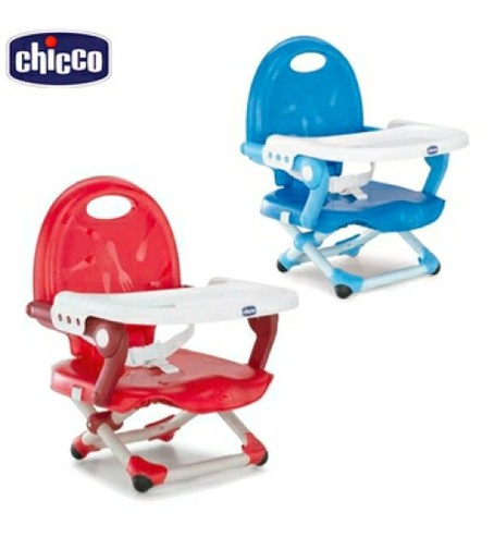 CHICCO - Pocket snack - Rialzo sedia - Blu