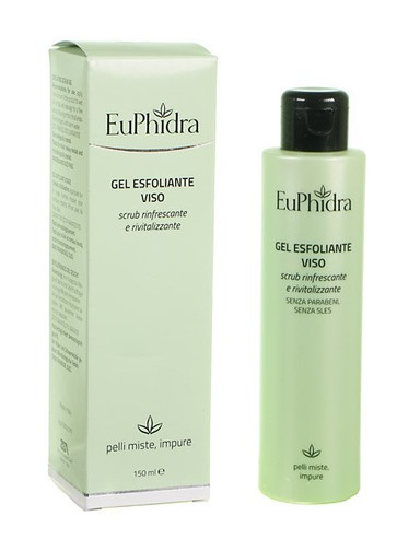 EuPhidra - Gel Esfoliante Viso - 150 ml