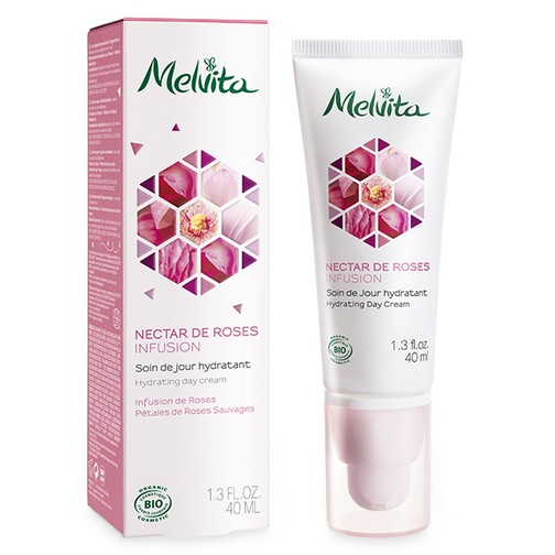 MELVITA - Hydrating day cream - 40ml