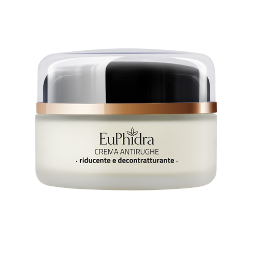 EuPhidra - Filler Suprema - Crema Antirughe - Riducente e decontratturante - 40ml