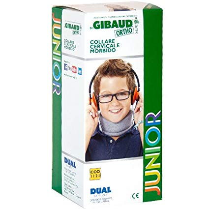 DR. GIBAUD ORTHO - Collare cervicale morbido - Junior - tg. 00