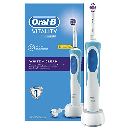 ORAL-B - Vitality - White & clean