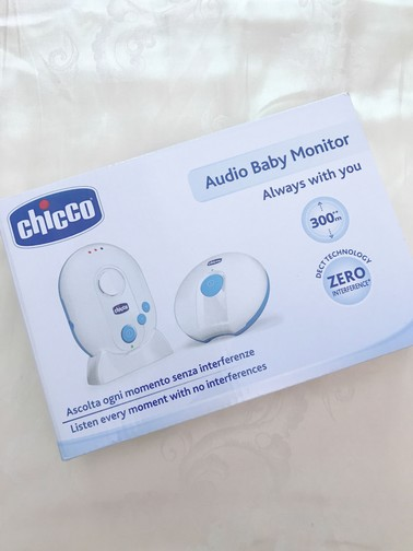 CHICCO - Audio Baby Monitor - Always with you