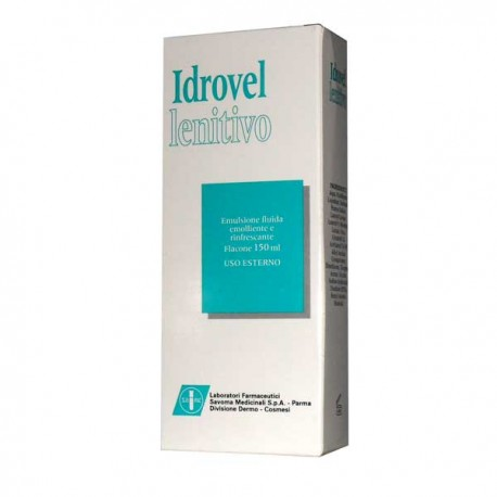 IDROVEL lenitivo - Flacone 150 ml