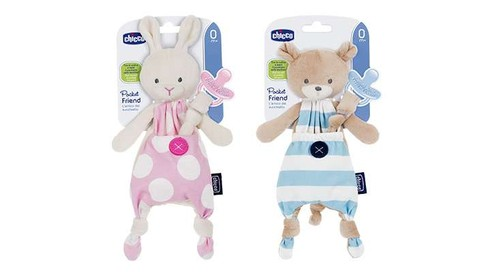 CHICCO - Pocket Friend - Coniglio - 0m+