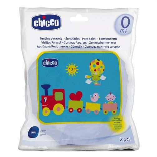 CHICCO - Tendine parasole - Safe - 0m+ - 2 pcs